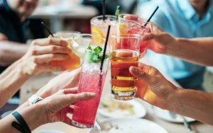 Alcohol y glucosa en sangre