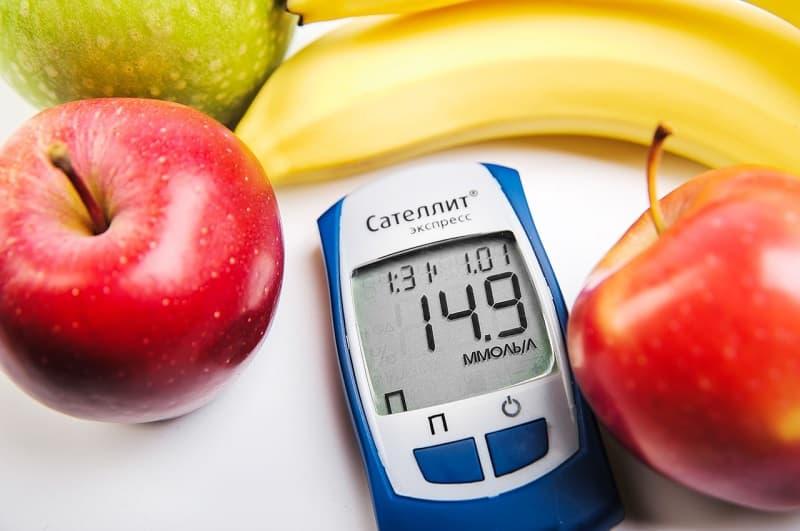 Cambios en la glucosa mientras comemos