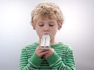 medidor de flujo asma